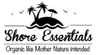 SHORE ESSENTIALS ORGANIC LIKE MOTHER NATURE INTENDED
