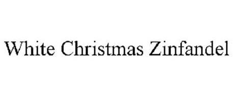 WHITE CHRISTMAS ZINFANDEL