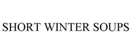 SHORT WINTER SOUPS