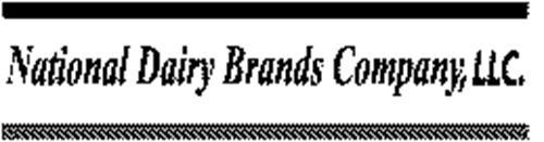 NATIONAL DAIRY BRANDS COMPANY, LLC