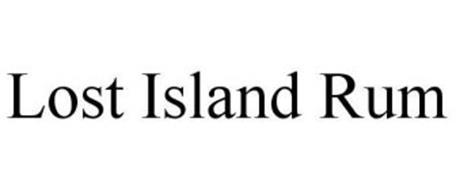 LOST ISLAND RUM