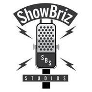 SHOWBRIZ SBS STUDIOS