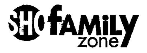 SHO FAMILY ZONE