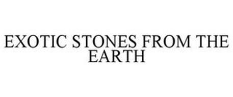 EXOTIC STONES FROM THE EARTH