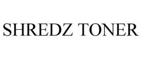 SHREDZ TONER
