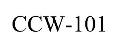 CCW-101