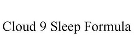 CLOUD 9 SLEEP FORMULA