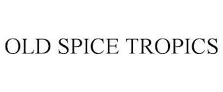 OLD SPICE TROPICS
