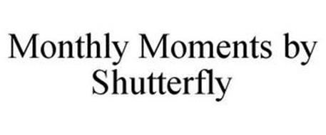 MONTHLY MOMENTS BY SHUTTERFLY