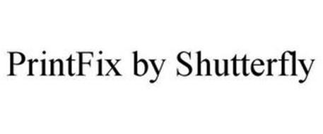 PRINTFIX BY SHUTTERFLY
