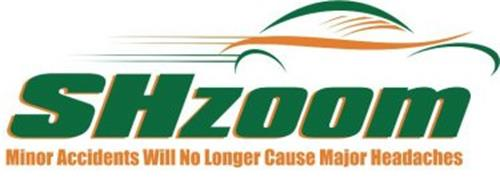 SHZOOM MINOR ACCIDENTS WILL NO LONGER CAUSE MAJOR HEADACHES