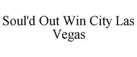 SOUL'D OUT WIN CITY LAS VEGAS