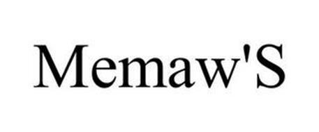 MEMAW'S