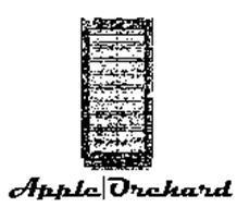 APPLE|ORCHARD