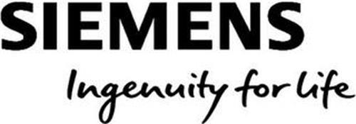 siemens ingenuity for life trademark of siemens aktiengesellschaft  serial number  79187213