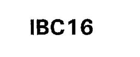 IBC16
