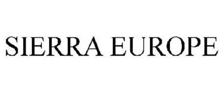 SIERRA EUROPE