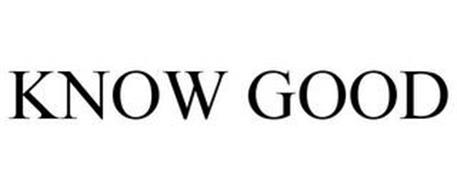 KNOW GOOD