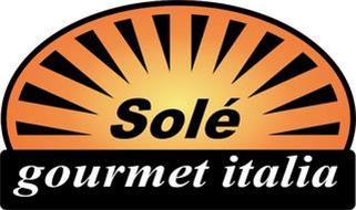 SOLÉ GOURMET ITALIA
