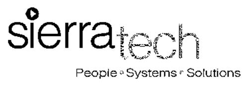 SIERRATECH PEOPLE SYSTEMS SOLUTIONS