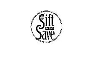 SIFT N' SAVE