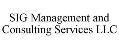 SIG MANAGEMENT AND CONSULTING SERVICES LLC
