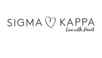 SIGMA KAPPA LIVE WITH HEART