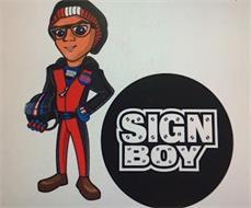 SIGN BOY SB SIGN BOY
