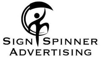SIGN SPINNER ADVERTISING
