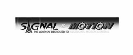 SIGNAL & MOTION THE JOURNAL DEDICATED TO ELECTRONIC MOTION CONTROL