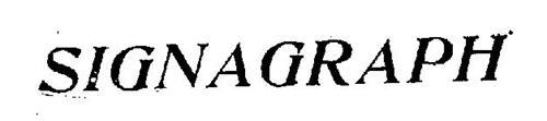 SIGNAGRAPH