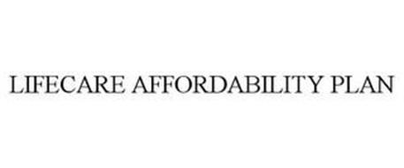 LIFECARE AFFORDABILITY PLAN