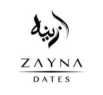 ZAYNA DATES