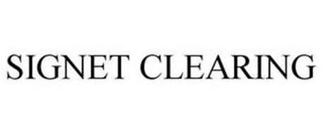 SIGNET CLEARING