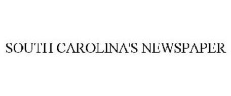 SOUTH CAROLINA'S NEWSPAPER