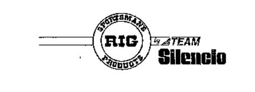 RIG SPORTSMAN'S PRODUCTS BY TEAM SILENCIO