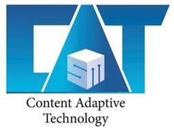 CAT SM CONTENT ADAPTIVE TECHNOLOGY