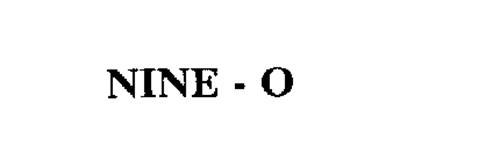 NINE - O