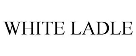 WHITE LADLE