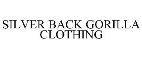SILVER BACK GORILLA CLOTHING