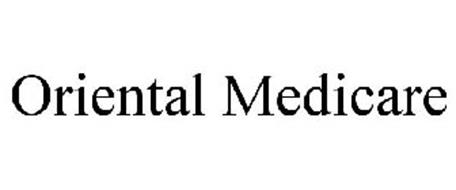 ORIENTAL MEDICARE