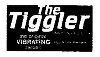 THE TIGGLER THE ORIGINAL VIBRATING BARBELL POWERED BY A TINY DYNAMO TIGGLER HITS THE SPOT