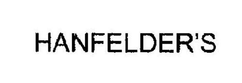 HANFELDER'S