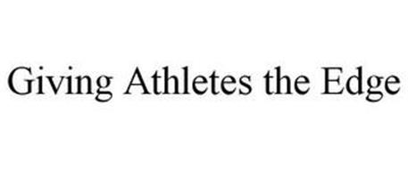 GIVING ATHLETES THE EDGE