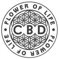 · FLOWER OF LIFE  · CBD