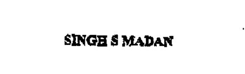 SINGH S MADAN