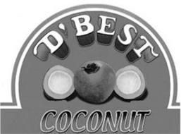 D' BEST COCONUT