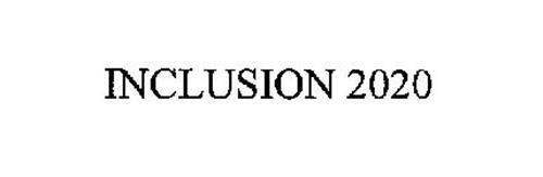 INCLUSION 2020