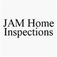 JAM HOME INSPECTIONS