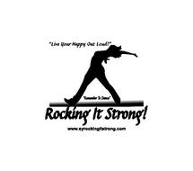 """""""LIVE YOUR HAPPY OUT LOUD!"""" """"REMEMBER TO DANCE"""" ROCKING IT STRONG! WWW.SYROCKINGITSTRONG.COM"""